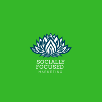Socially Focused Marketing  logo