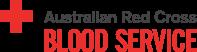 Australian Red Cross Blood Service logo