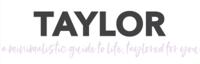 Taylor Magazine logo