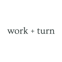 Work and Turn logo