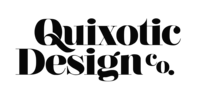 Quixotic Design Co. logo