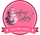 Creations Cake Shop logo