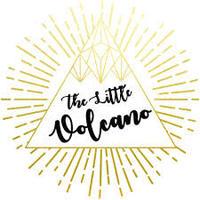 The Little Volcano  logo