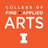 University of Illinois at Urbana Champaign School of Fine and Applied Arts logo