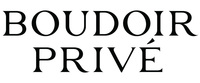 Boudoir Privé logo