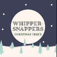 Whipper-Snapper's Christmas Trees. logo