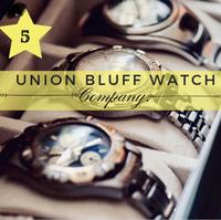 Union Bluff Watch Co logo
