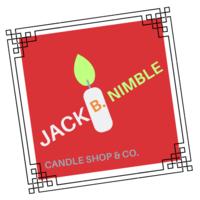 Jack B Nimble Candle Co. logo