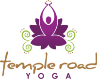 Temple Road Yoga logo