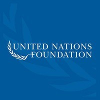 The United Nations Foundation  logo
