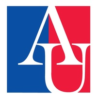 American University School of Public Affairs  logo