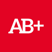 AB Positive logo
