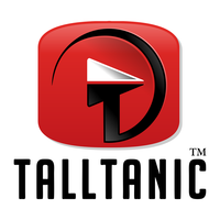 Talltanic Pictures/YouTube logo