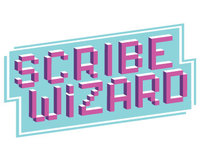 The Scribe Wizard logo