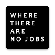 Where There Are No Jobs logo