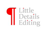 Little Details Editing logo