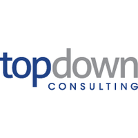 TopDown Consulting logo