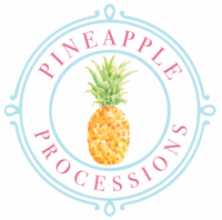 Pineapple Processions logo