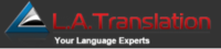 LA Translation logo