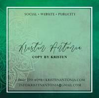 Copy by Kristen logo