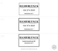 HamerLynck logo