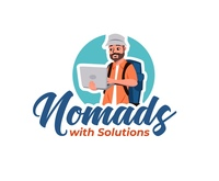 Nomads with Solutions  logo