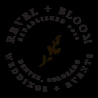 Revel + Bloom logo