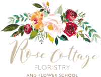 Rose Cottage Floristry  logo