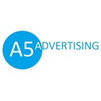 A5 Advertising  logo