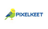 Pixelkeet logo