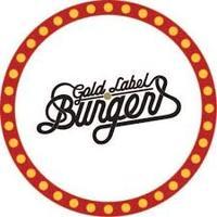 Gold Label Burger logo