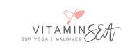 VitaminSEA SUP Yoga Maldives logo