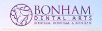Bonham Dental Arts logo