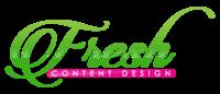 Fresh Content Design logo