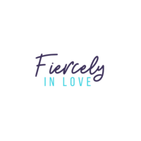 Fiercely in Love logo