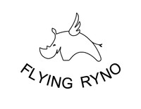 Flying Ryno logo