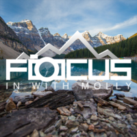 Focus in With Molly logo
