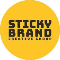 The Sticky Brand logo