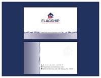 A real estate  logo