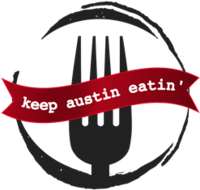 Keep Austin Eatin' logo