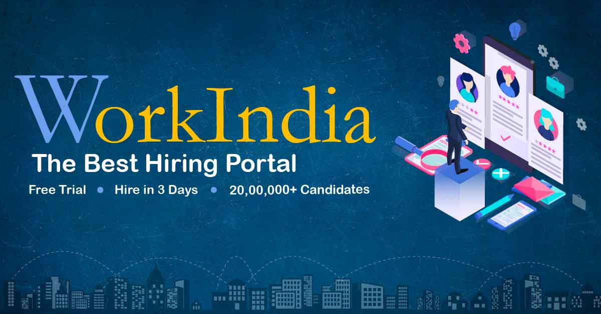 Post Job Requirements for Free & Hire Staff - WorkIndia