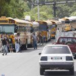 Sector Transporte Honduras.