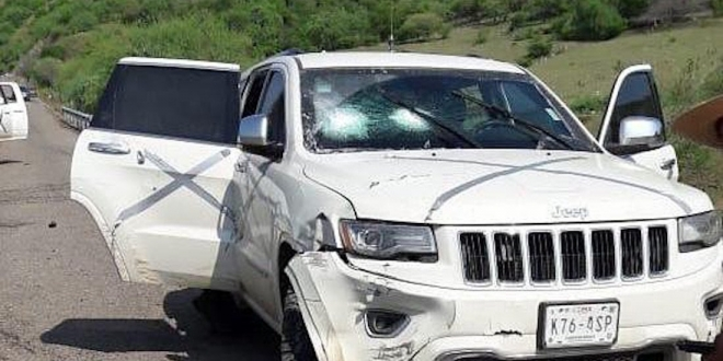 Enfrentamiento entre grupos armados en México deja 9 muertos