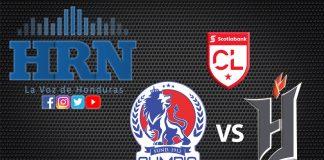Olimpia vs Forge FC