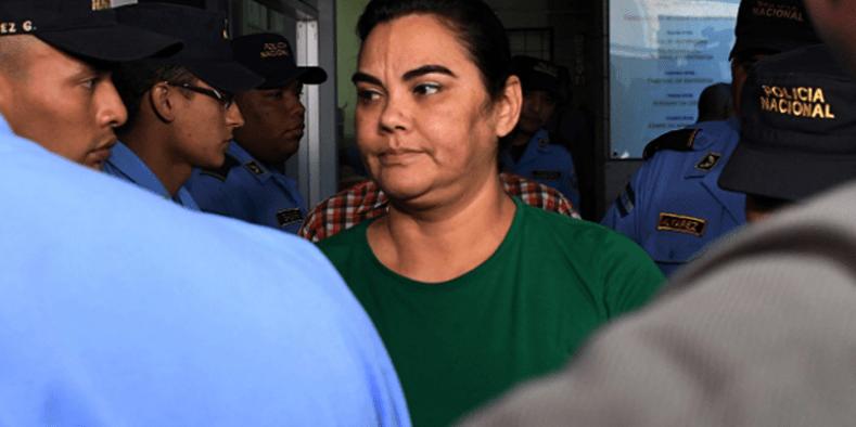 Este martes se conocerá cuántos años pasará en la cárcel la exprimera dama, Rosa Elena Bonilla