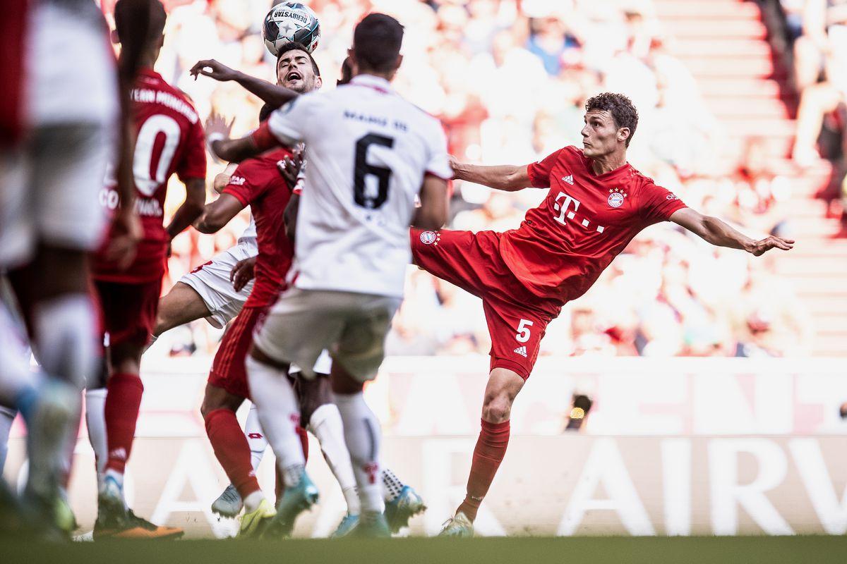 Bayern arrolló al Mainz