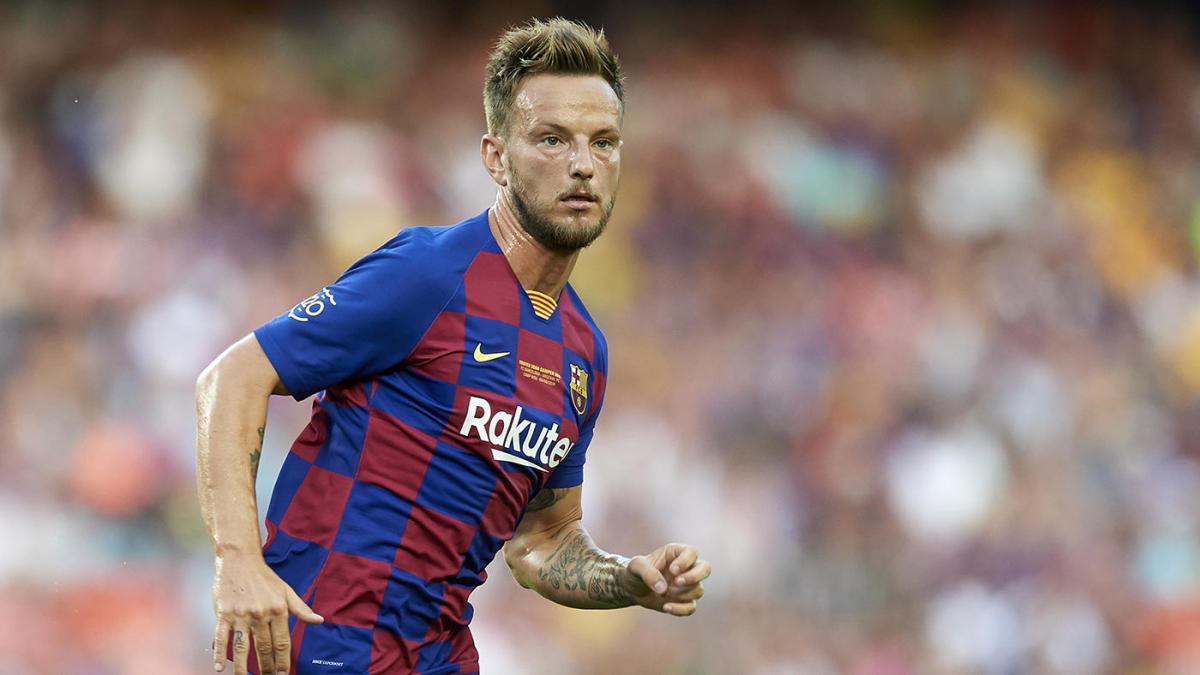 El Barça ya no utiliza a Rakitic