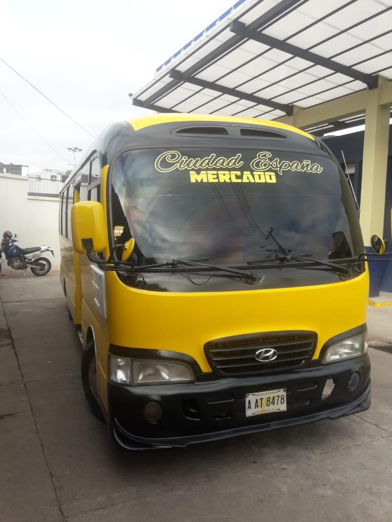 Mujer asesina a cobrador de bus en Tegucigalpa