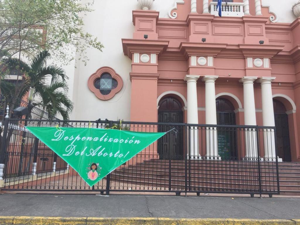 Despenalización del aborto en Honduras