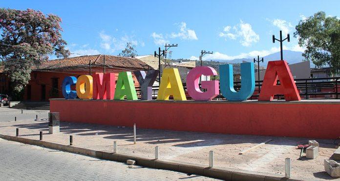 Feriado Comayagua, Honduras